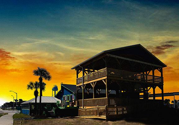Mermaid Island Grill exterior